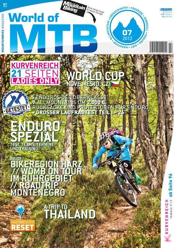 WOMB07 2012 Cover