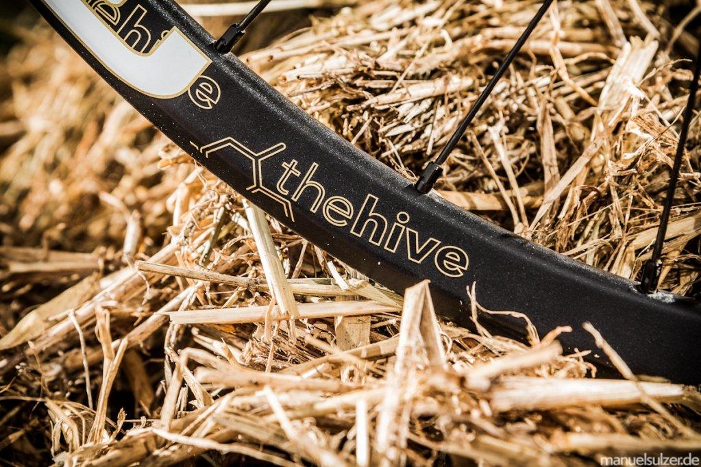 Die e.thirteen Laufräder basieren auf der Technologie von the hive