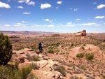 Moab Utah Enchilada Trail 16