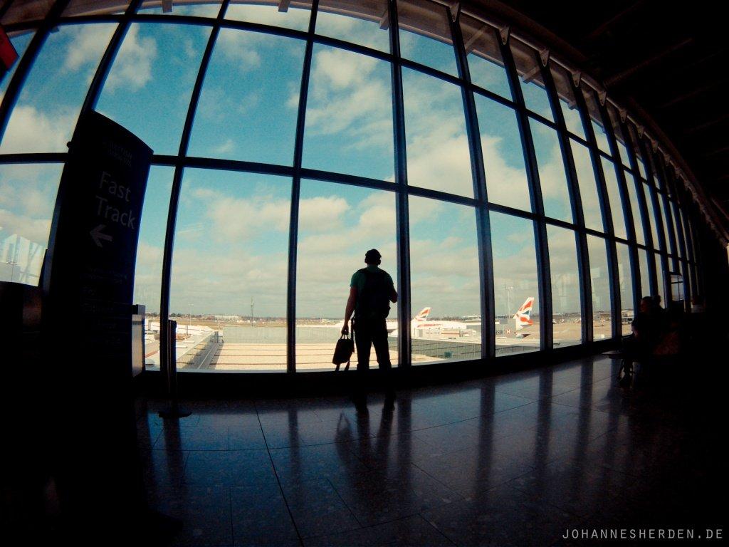5 ...Heathrow.