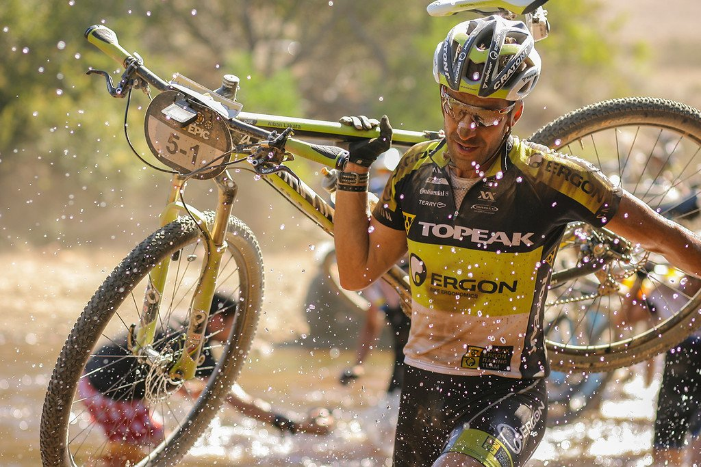 Alban Lakata Cape Epic 2012 by sportograf