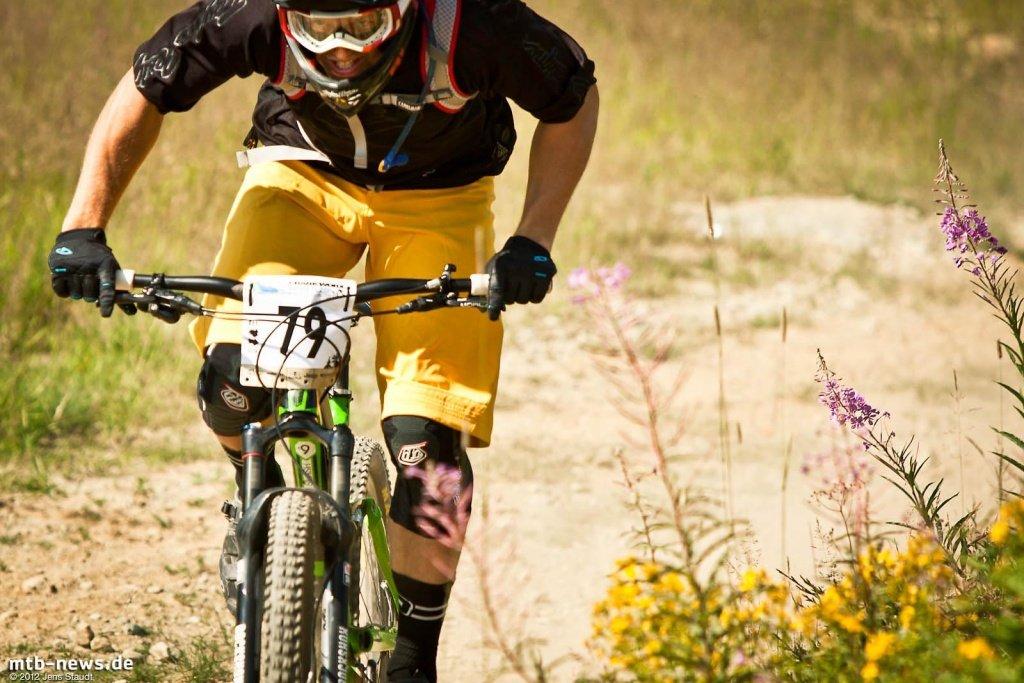 Whistler Crankworx Enduro - Fight uphill - Tyler Morland