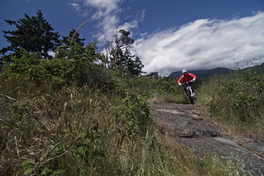 durch die kanadische Natur - Pic by Derek Dix