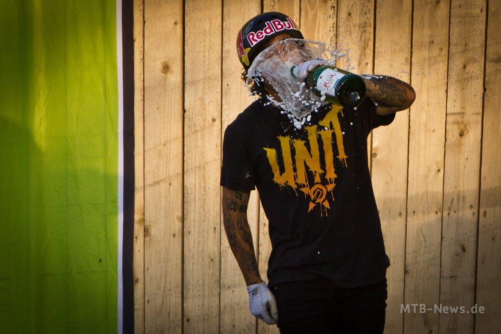 Andreu Lacondeguy - Sieger Red Bull Bergline