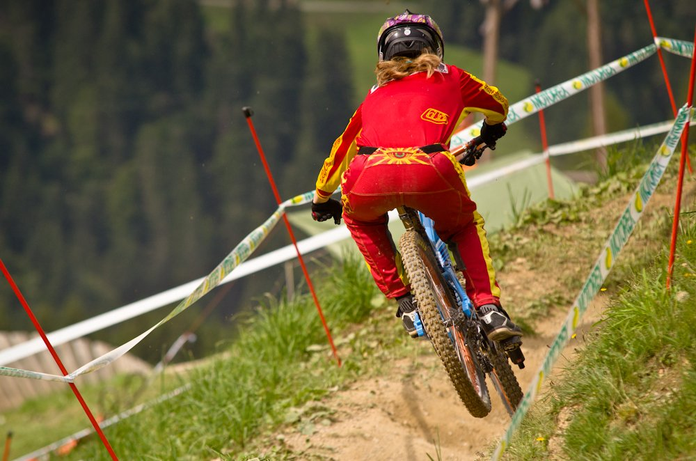 WM Leogang Training Tag 2-18