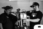 Monkey the mechanic - Bike: Aaron Gwin