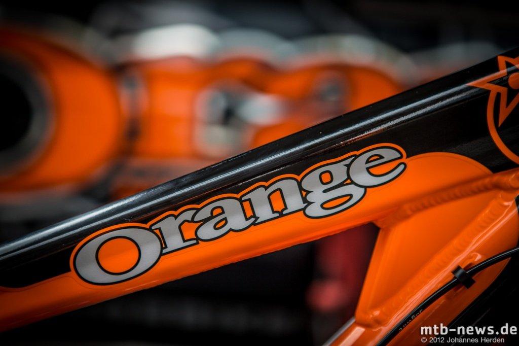 """Orange """"322"""""""