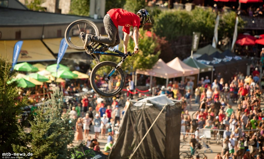 Whistler Crankworx Speed and Style - 360