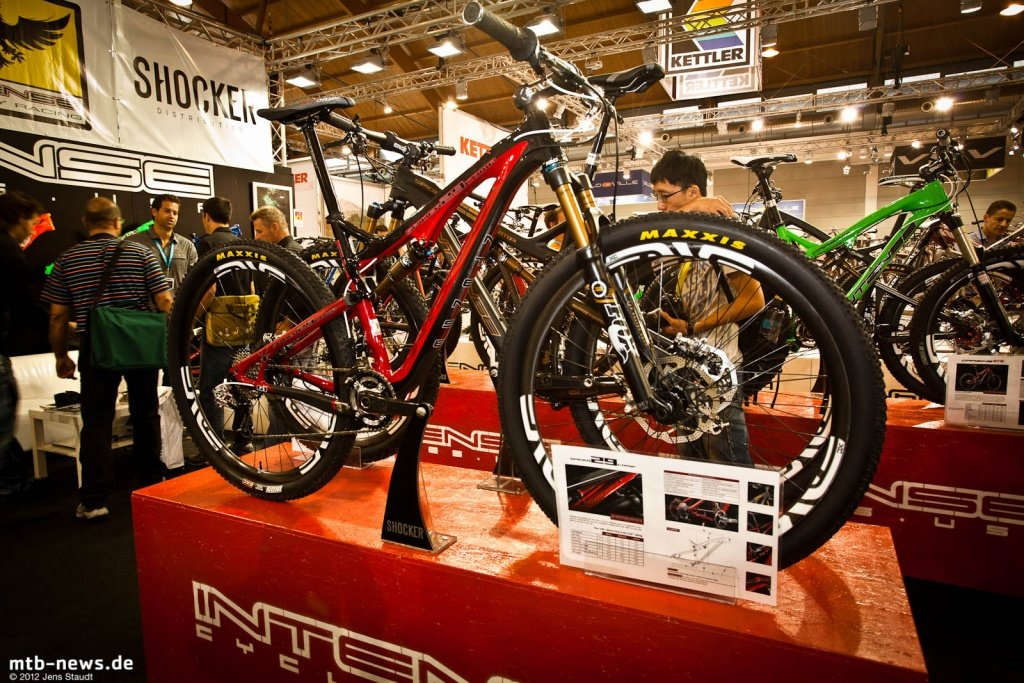 Eurobike 2012 Intense - 4428