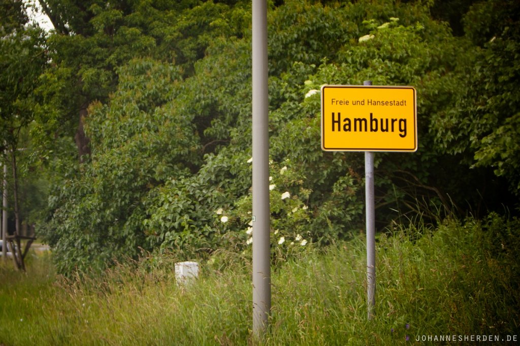 Hamburch!
