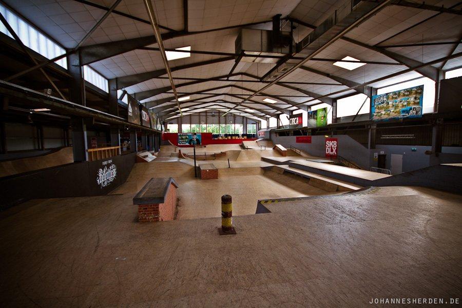 Aurich Playground-Halle