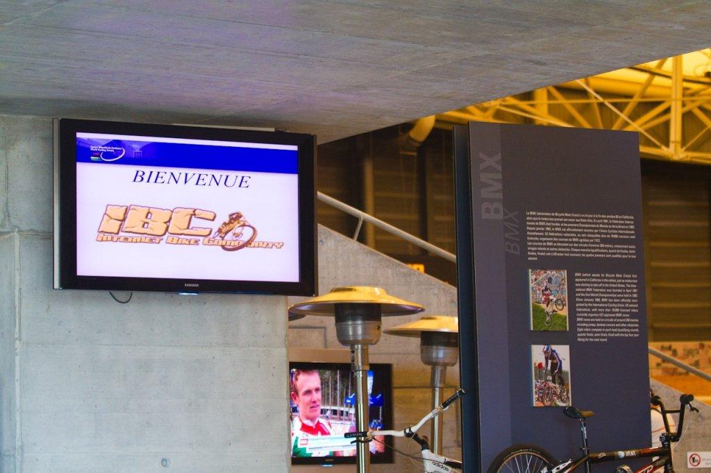 IBC bei der UCI :)