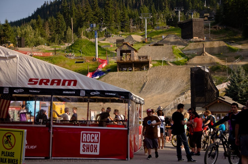 Crankworx Whistler 2012 Tag 1-39