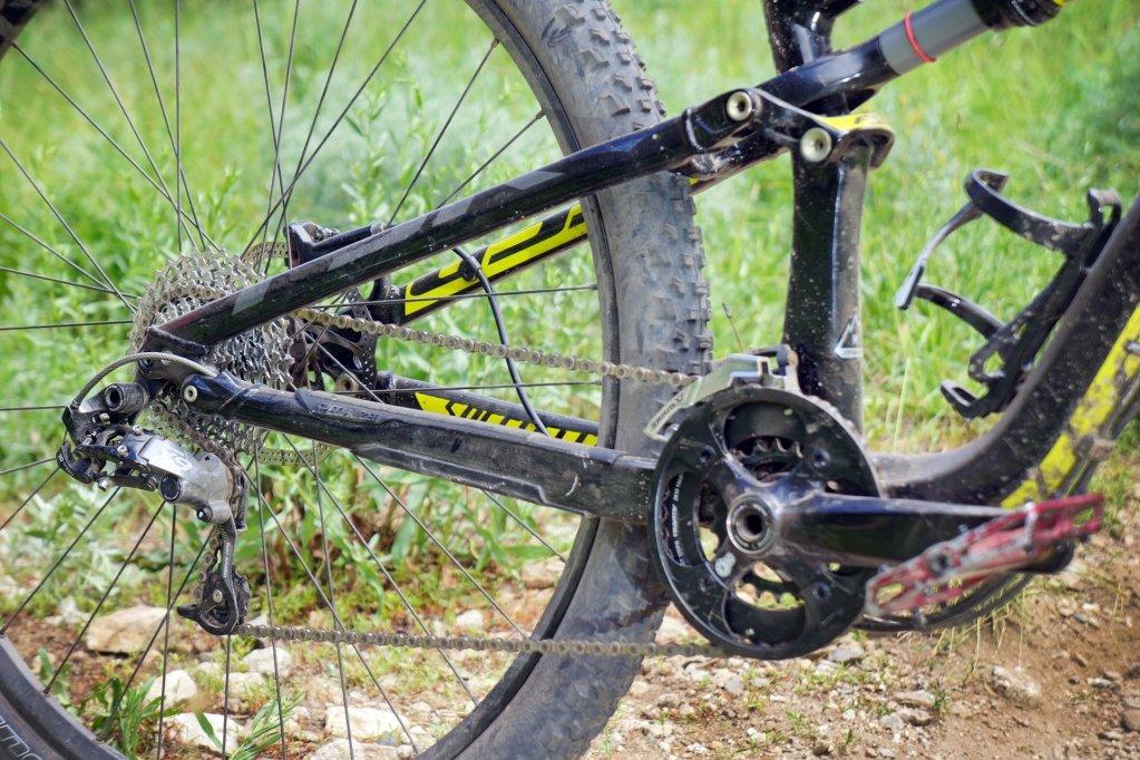 Camber Antrieb - X9 Type2 sorgt für Ruhe