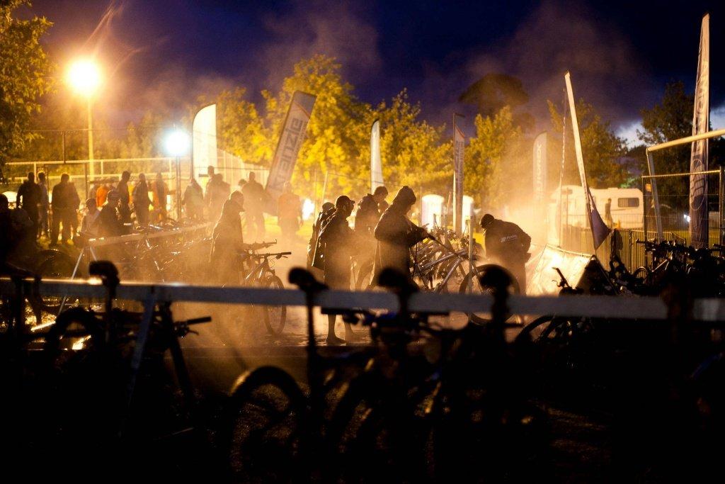 6. Etappe - Bikes waschen in Oak Valley
