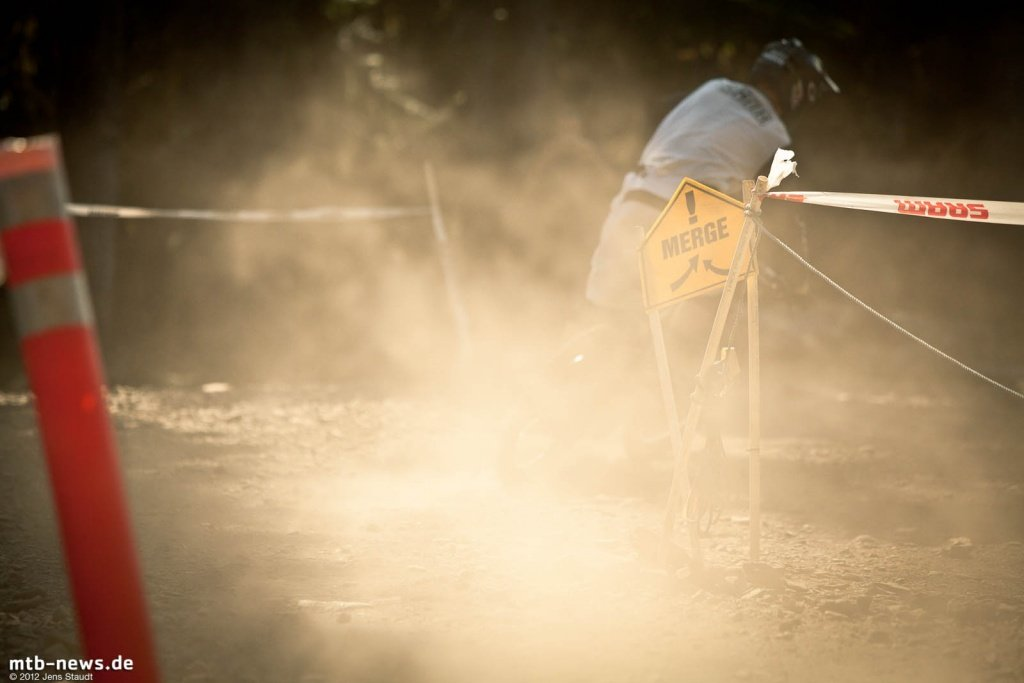 Whistler Crankworx Garbanzo Downhill by Jens Staudt - 9731