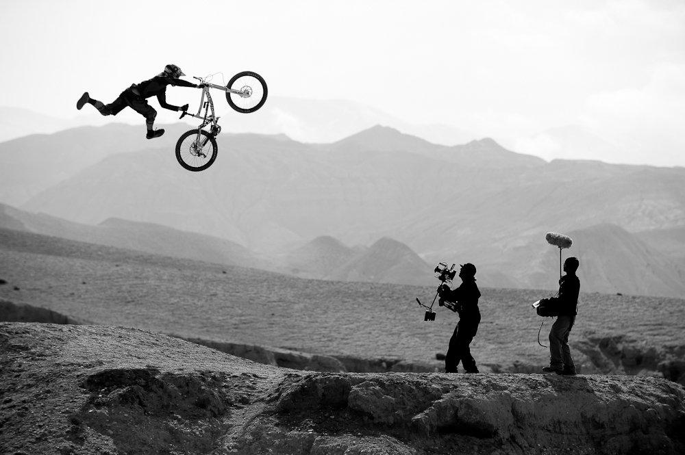 Garrett Buehler in Nepal - Foto: Blake Jorgenson/Red Bull Content Pool