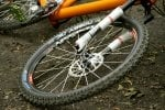 Schwalbe Nobby Nic 4Cross vor dem Start