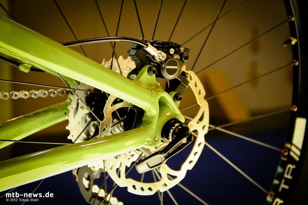 Eurobike 2012 Niner Bikes 2013-13