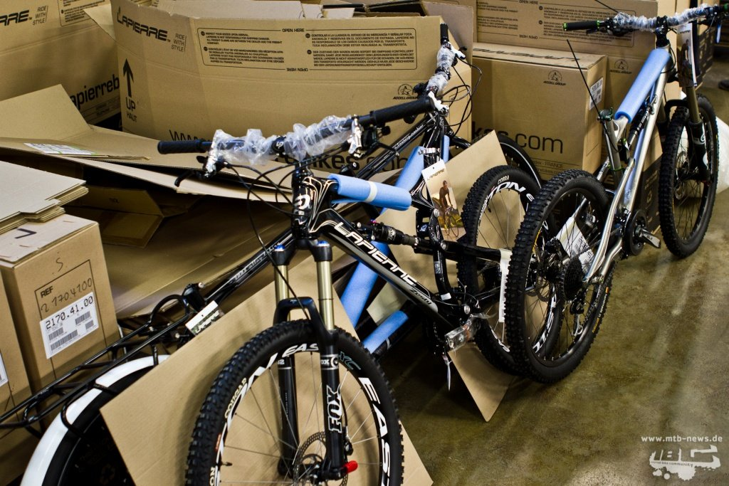 Bikes - fertig zum Versand