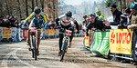 130401 GER BadSaeckingen XC Women Engen Spitz sprinting frontal by Kuestenbrueck