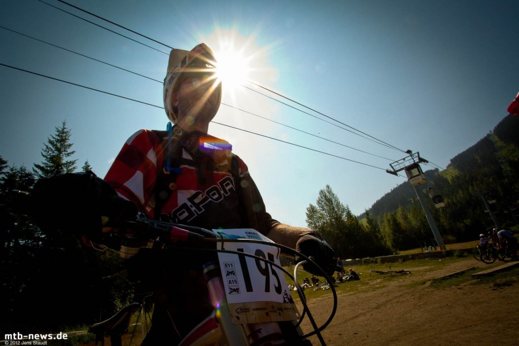 Whistler Crankworx Enduro - Kai Start