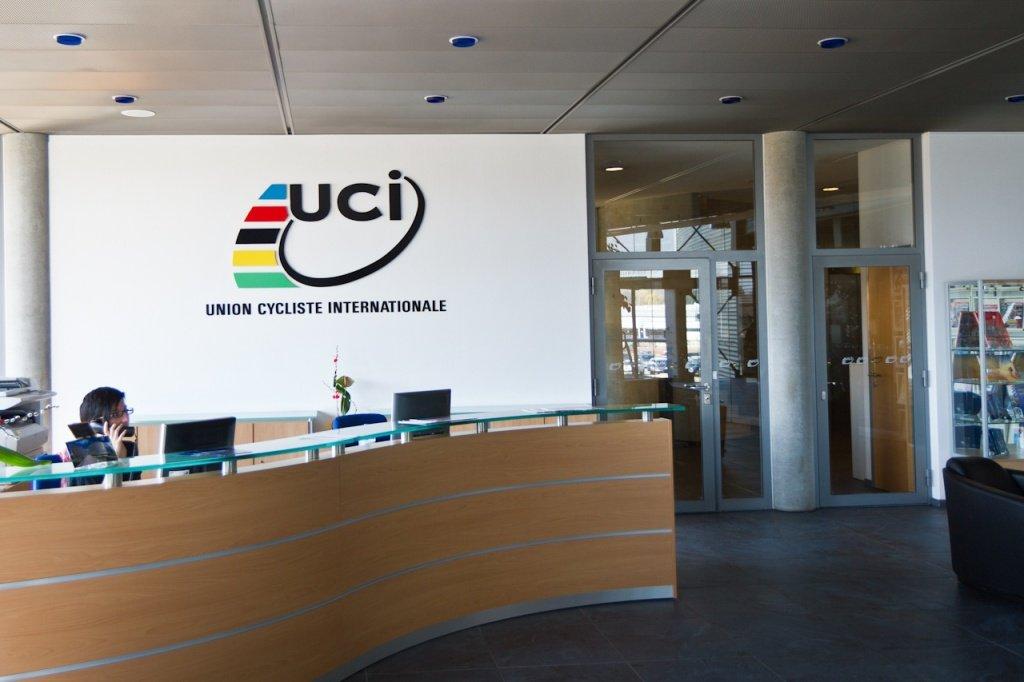 UCI Eingangsbereich