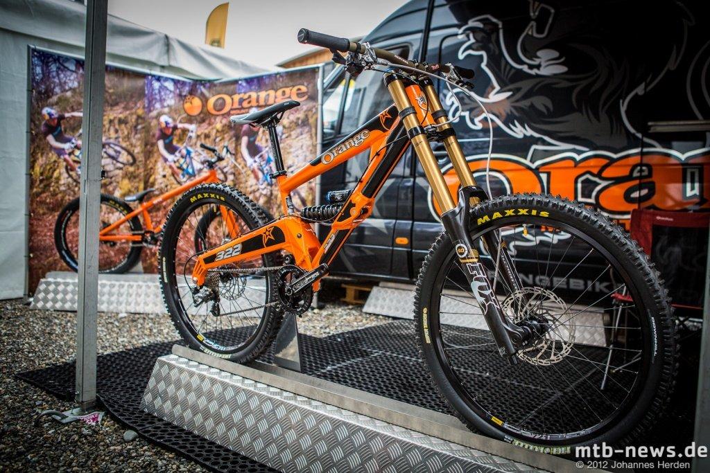 Neues Orange DH-Bike - geil oder geil?