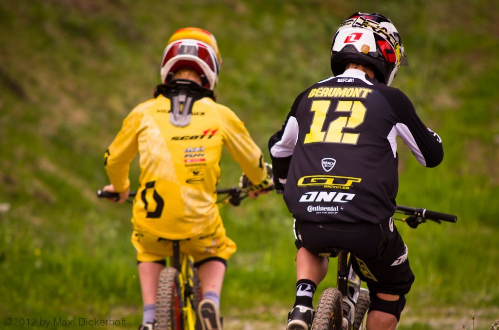 Val di Sole World Cup Tag 2 - Training