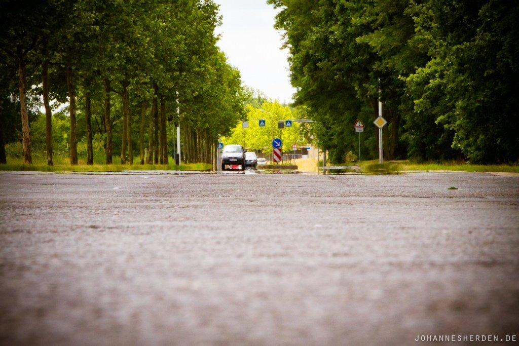 Cottbus - lange Straßen