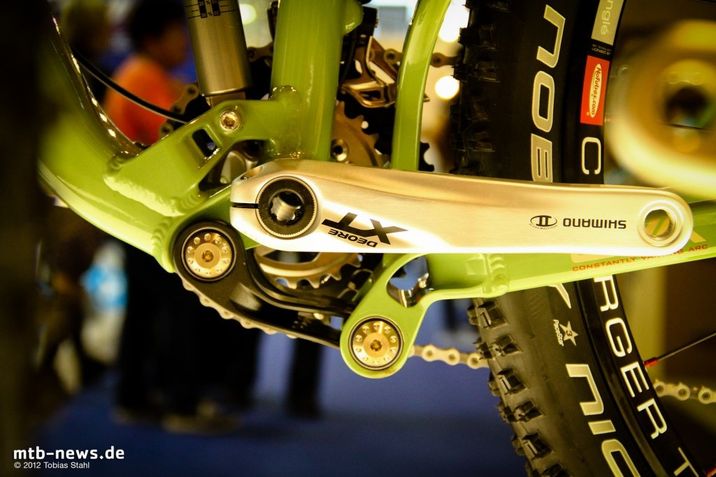 Eurobike 2012 Niner Bikes 2013-10