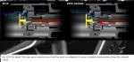 DT Swiss Nude2 Dämpfer - Ölfluss im Descend Mode