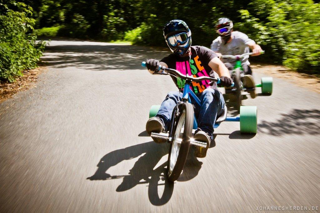 Trike-Drifting