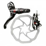IBC Review Sram X0 Disk Brake TS 13