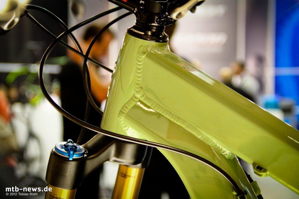 Eurobike 2012 Niner Bikes 2013-12