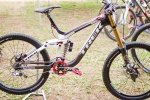 Trek Session 9.9 mit Shimano Saint 2013 Proto - Trek World Racing