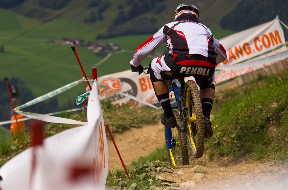 WM Leogang Training Tag 2-21