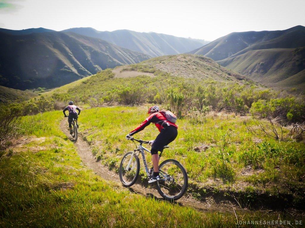 61 Zweiter Trailtag in San Luis. Heftigere Uphills. Noch bessere Downhills.