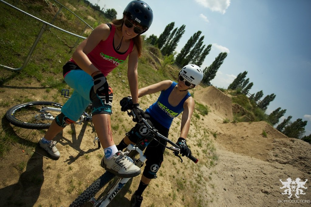 Pumptrackliebe Roadtrip: Warm in Berlin