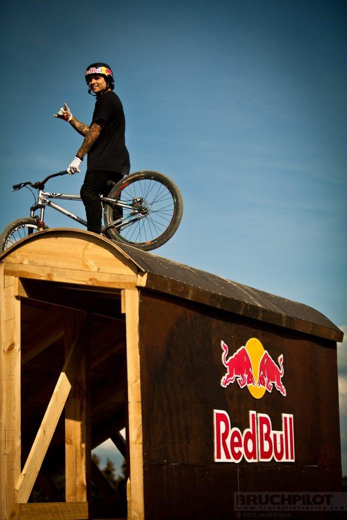 Andreu Lacondeguy Red Bull Bergline - Alles easy