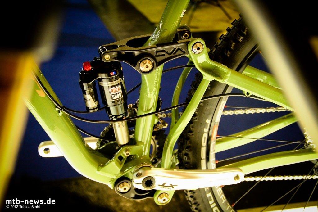 Eurobike 2012 Niner Bikes 2013-9