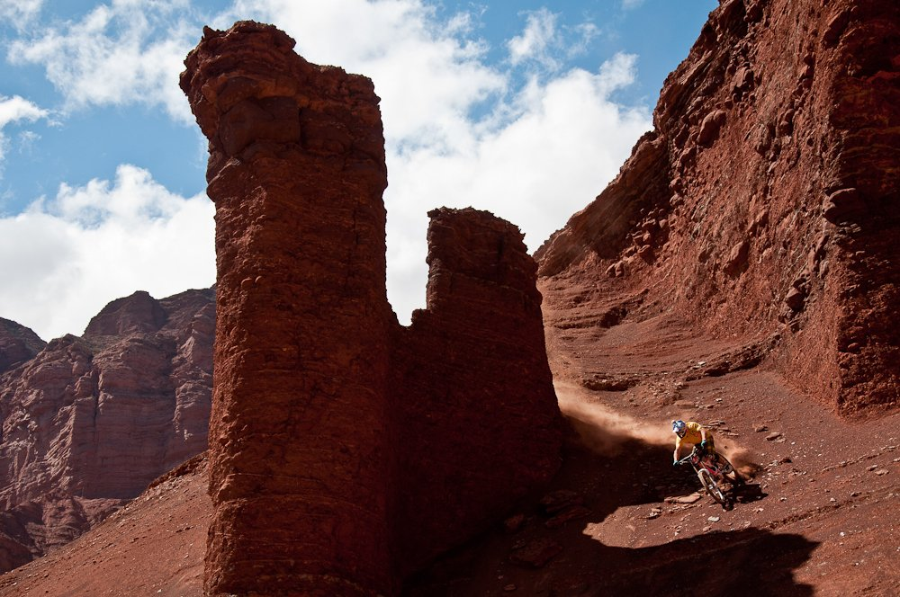 Bearclaw in Cafayate/Argentinien - Foto: John Wellburn/Red Bull Content Pool