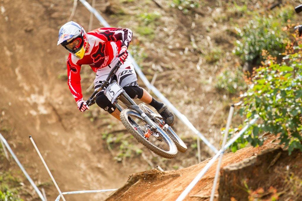 Steve Smith - Devinci Global Racing
