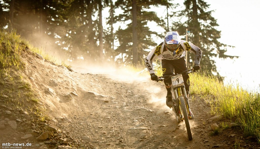 Whistler Crankworx Garbanzo Downhill by Jens Staudt - 0030