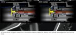 DT Swiss Nude2 Dämpfer - Ölfluss im Traction Mode