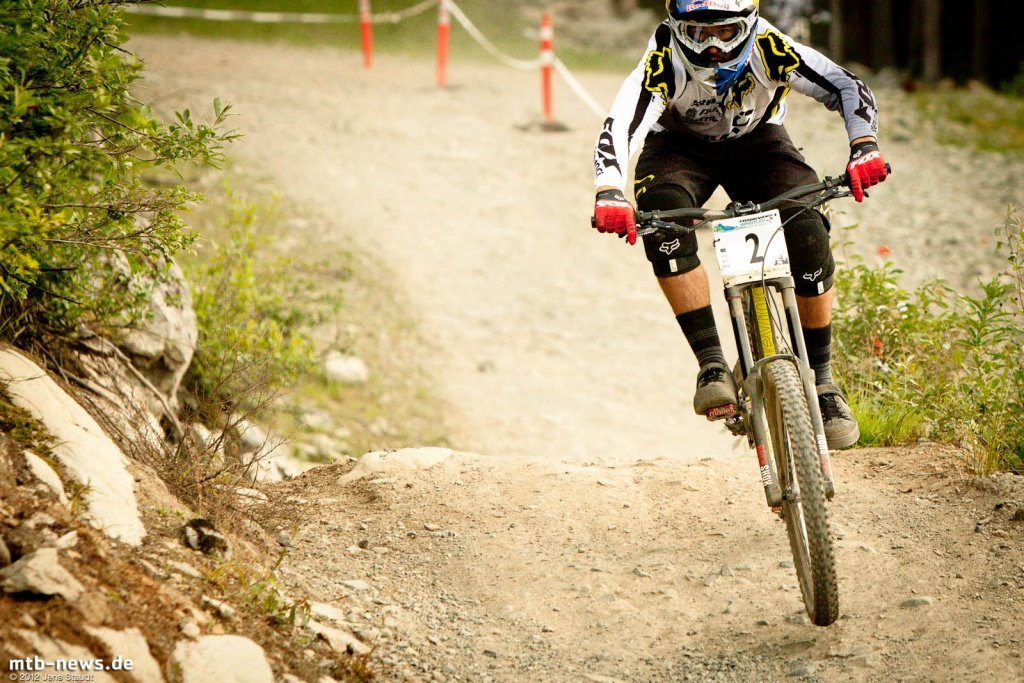 Whistler Crankworx Garbanzo Downhill by Jens Staudt - 0047