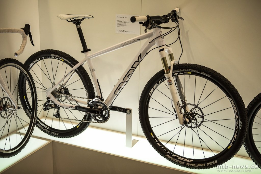29er Hardtail Satellite TN