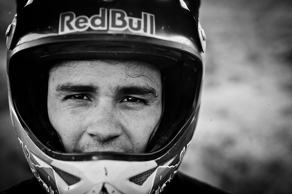 Andreu Lacondeguy in Utah - Foto: Blake Jorgenson/Red Bull Content Pool
