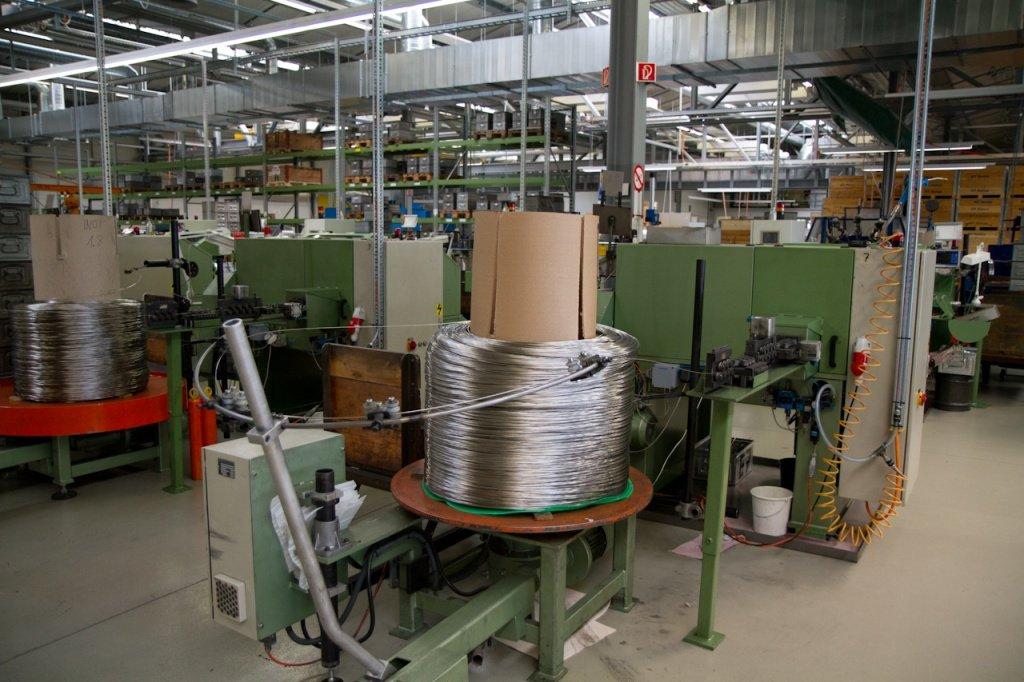 DT-Swiss Speichenproduktion