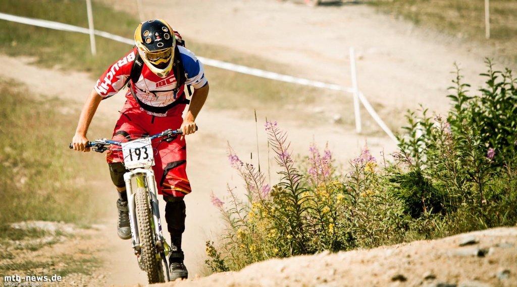 Whistler Crankworx Enduro - Maxi Uphill